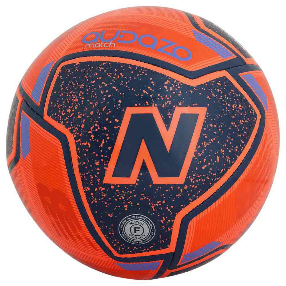 New Balance Ballon Football Salle Audazo Match 4 Dynomite / Cobalt