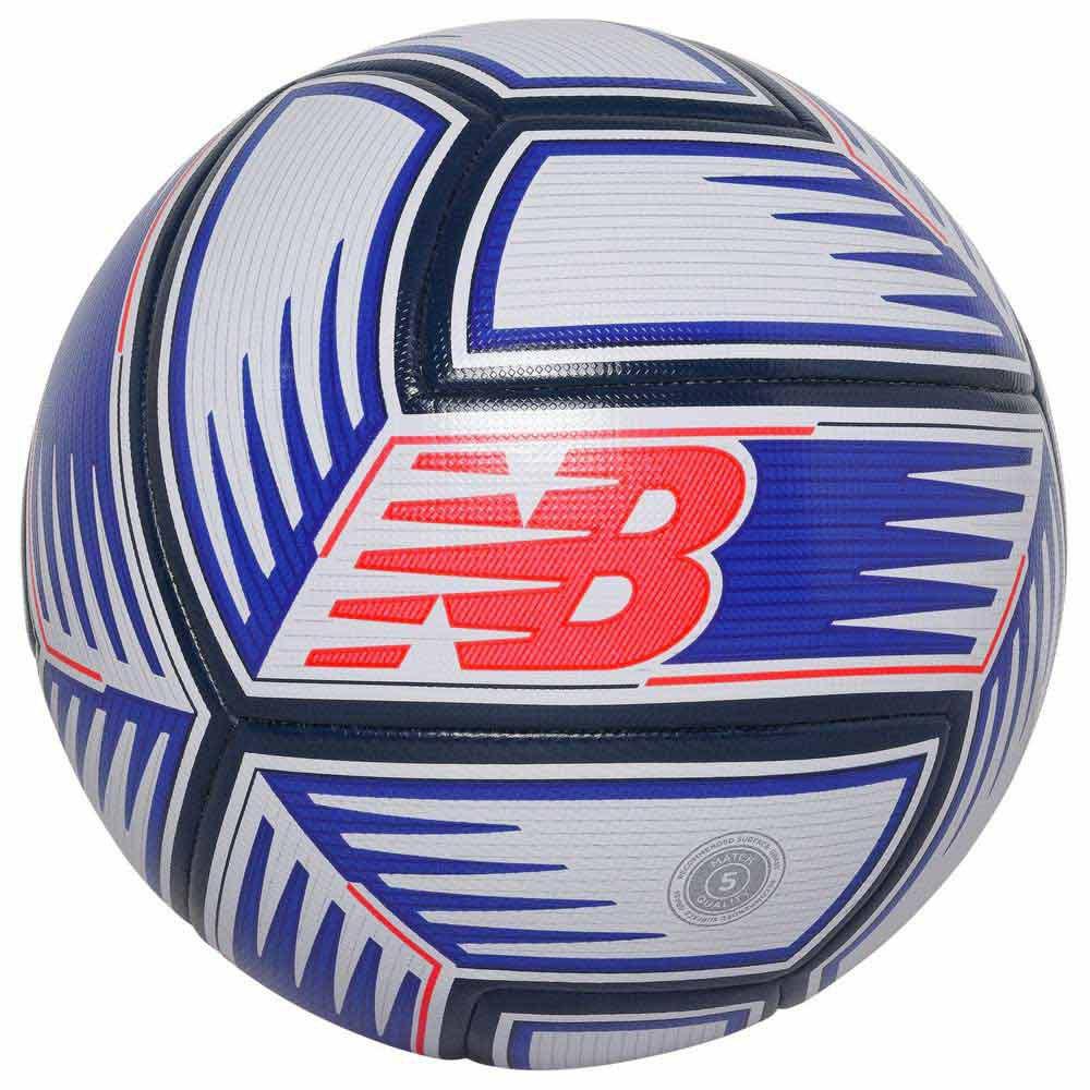New Balance Ballon Football Geodesa Match 4 White / Cobalt