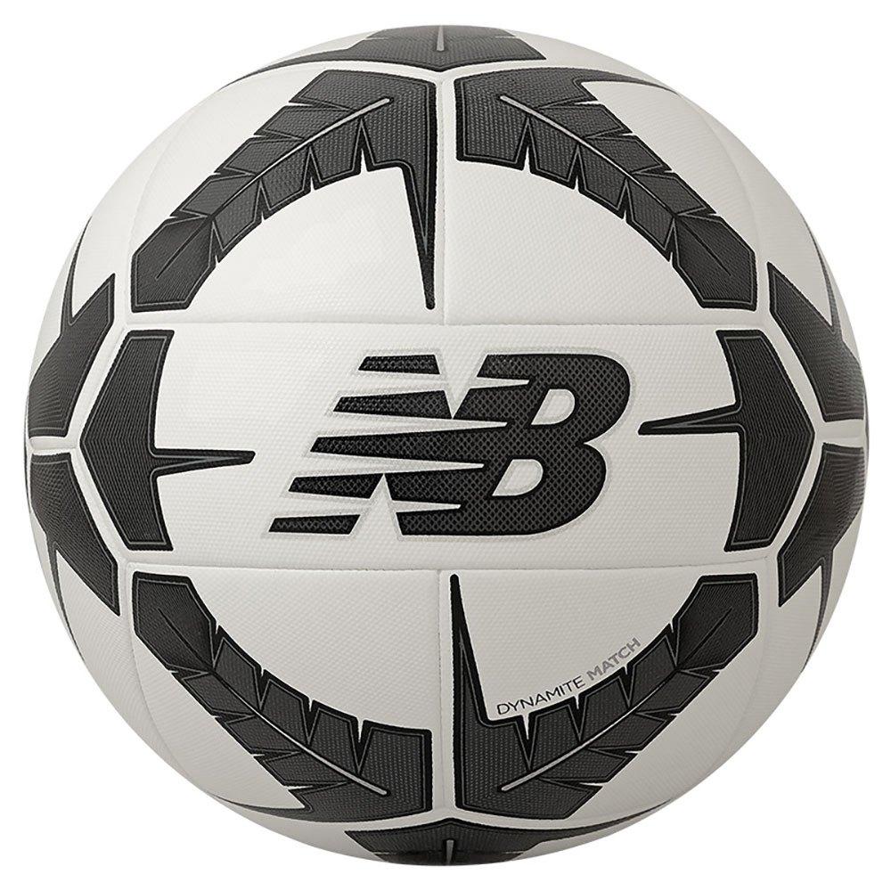 New Balance Dynamite Team Football Ball 5 White / Black