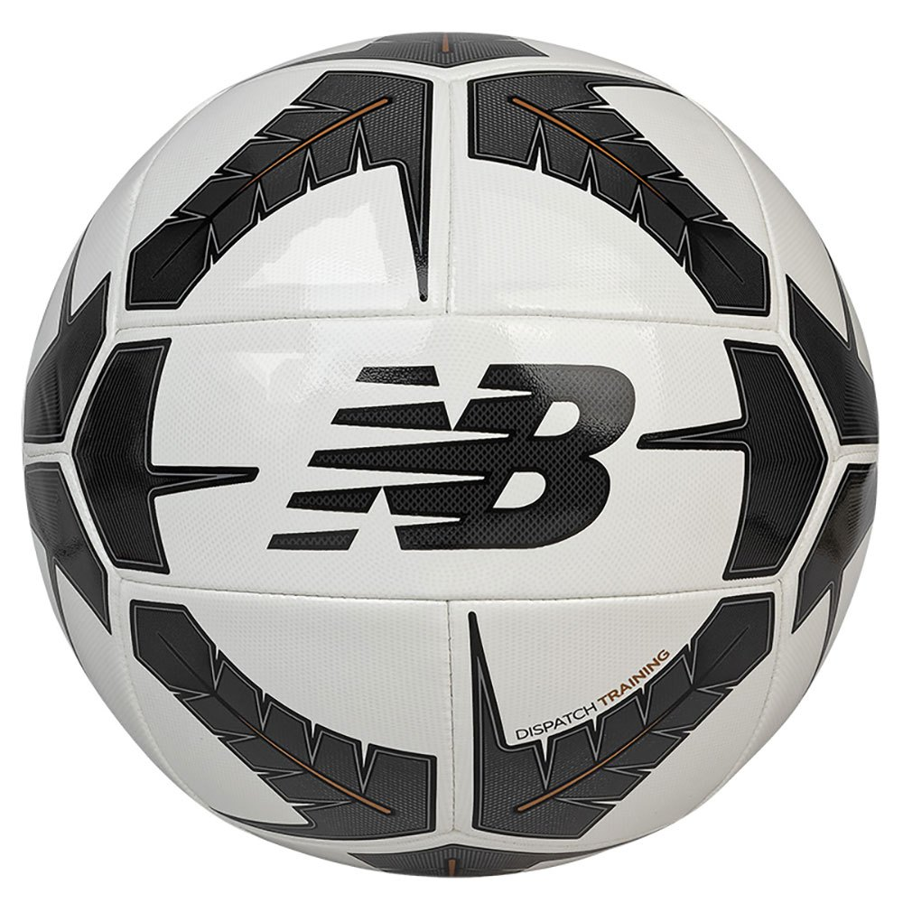New Balance Dispatch Team Football Ball 4 White / Black