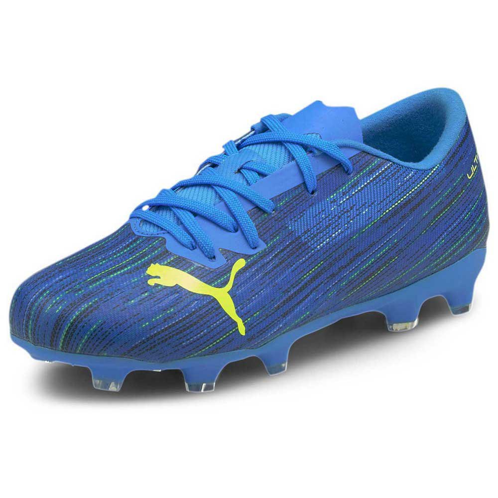 Puma Ultra 2.2 Fg/ag EU 38 Nrgy Blue / Yellow