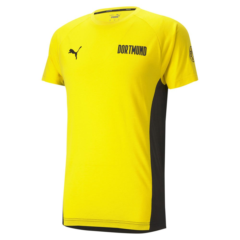 Puma Borussia Dortmund Evostripe 20/21 XL Cyber Yellow / Puma