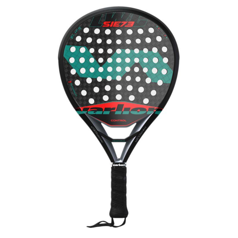 Varlion Lw Carbon 7 One Size Black / Turquoise / Red