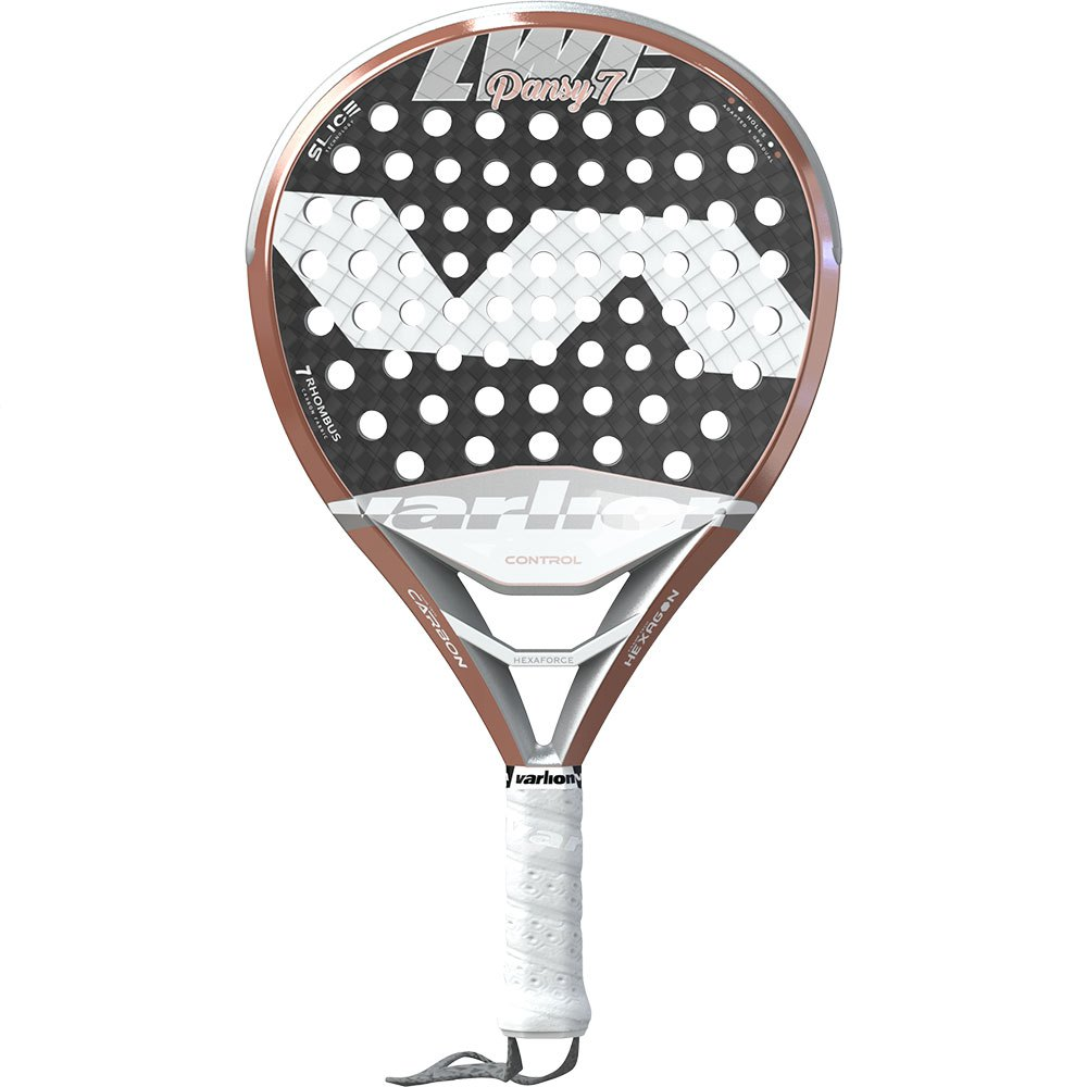 Varlion Lw Carbon Pansy 7 One Size Silver / White / Bronze