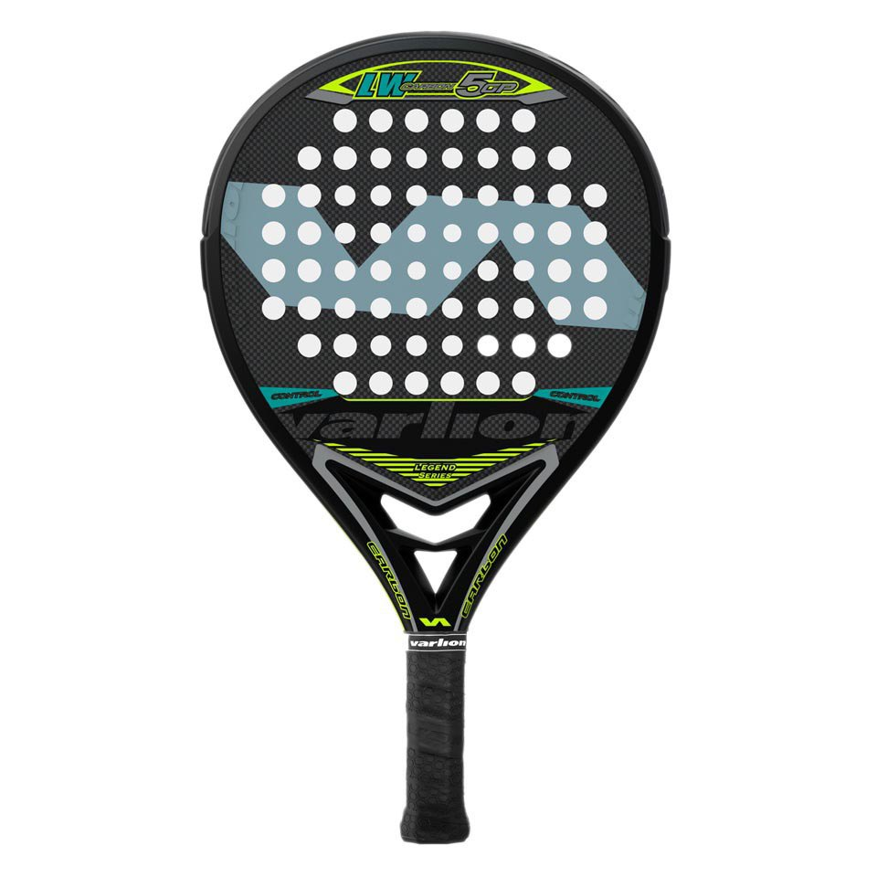 Varlion Lw Carbon 5 Gp One Size Black / Grey / Yellow / Turquoise