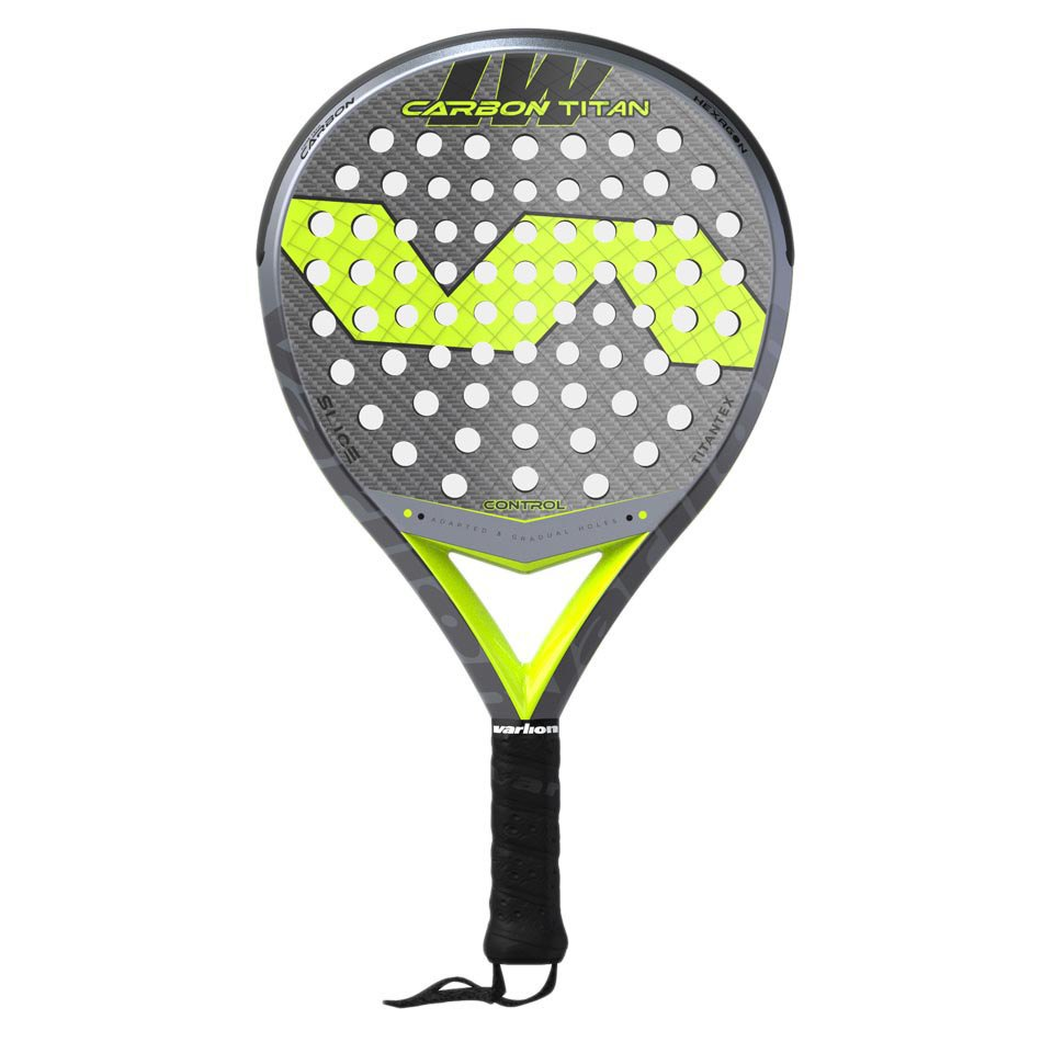 Varlion Lw Carbon Titan One Size Silver / Fluo Yellow