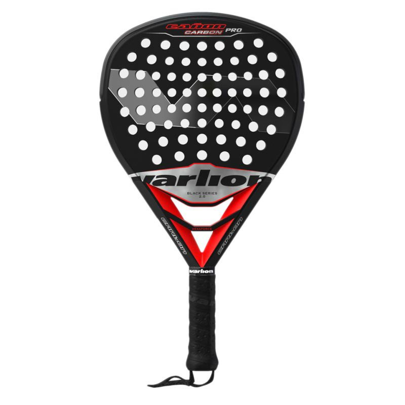Varlion Cañon Carbon Pro One Size Black / Silver / Red
