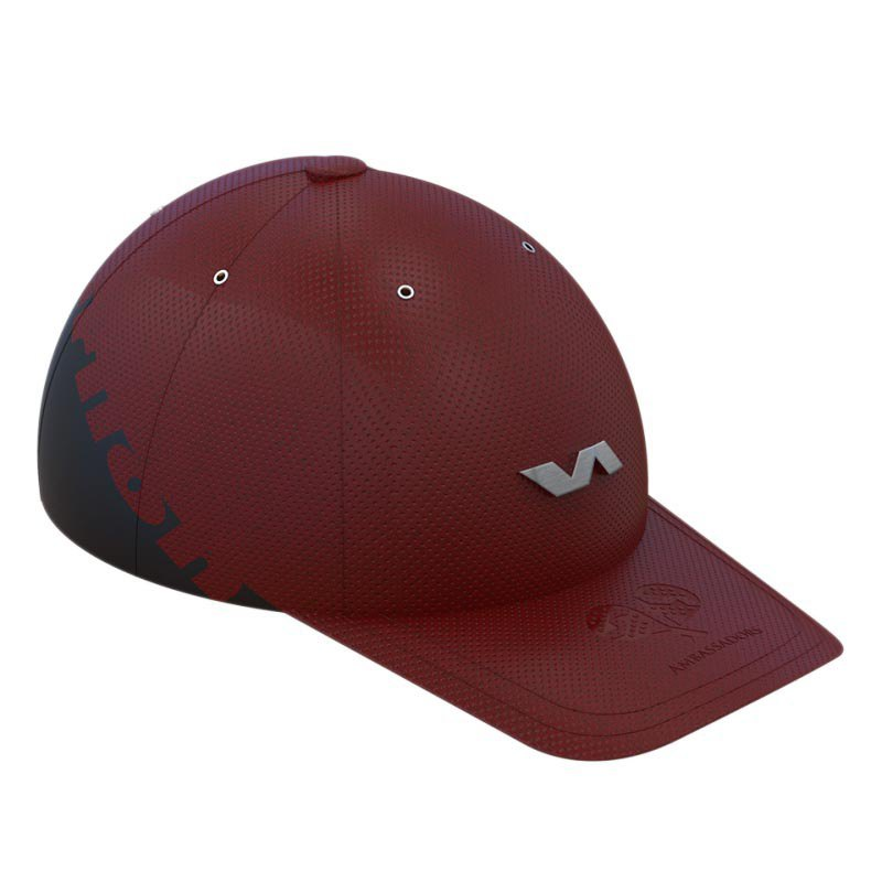 Varlion Ambassadors One Size Burgundy / Grey