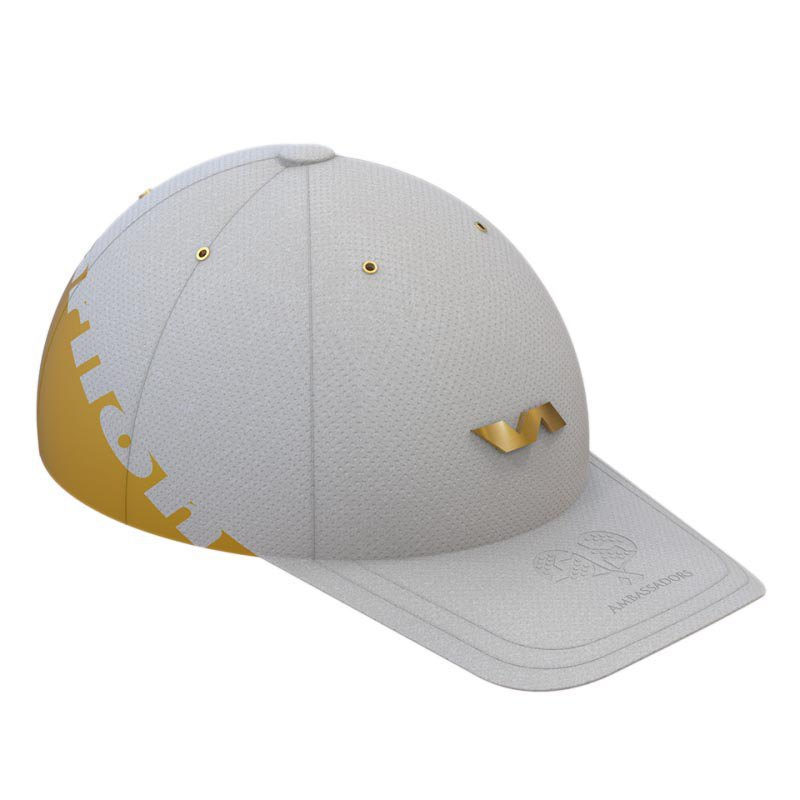 Varlion Ambassadors One Size White / Gold