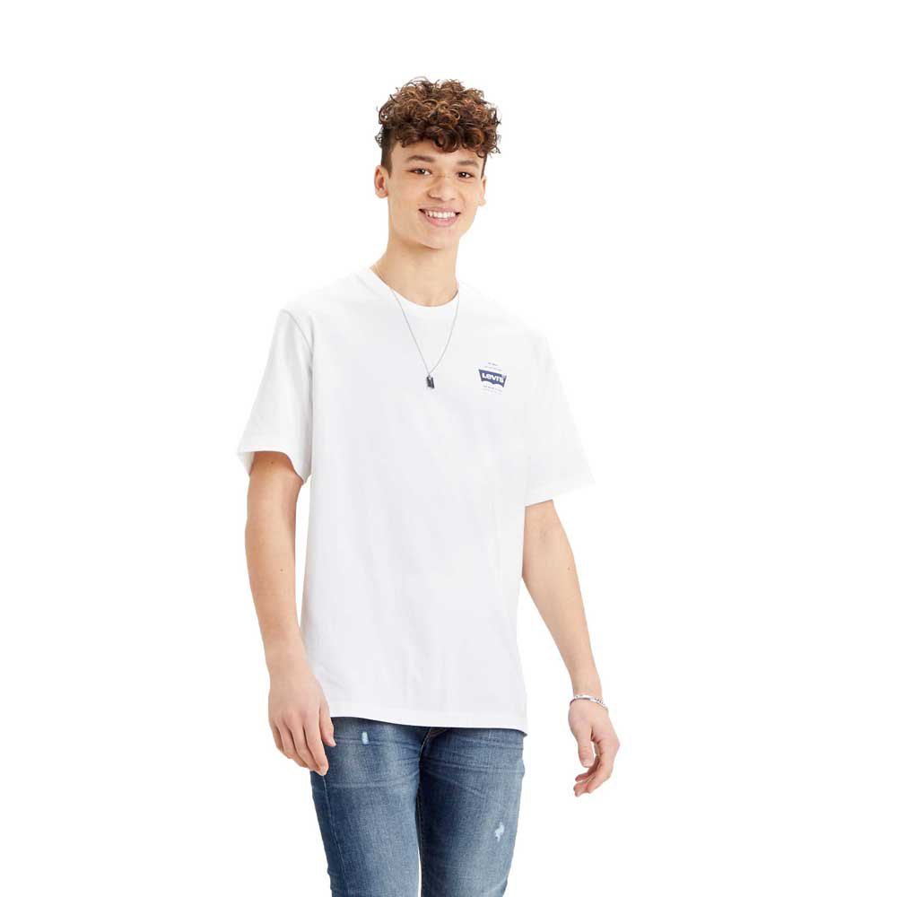 Levi´s ® Relaxed Fit XXS BW Alt Placement White
