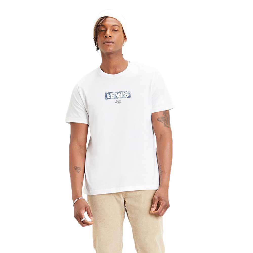 Levi´s ® Relaxed Fit M Filled Marbling Box Tab White