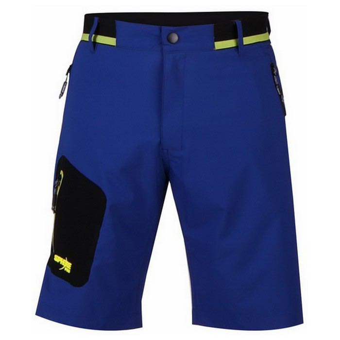 Sphere-pro Kayak Shorts 42 Electric Blue / Lime