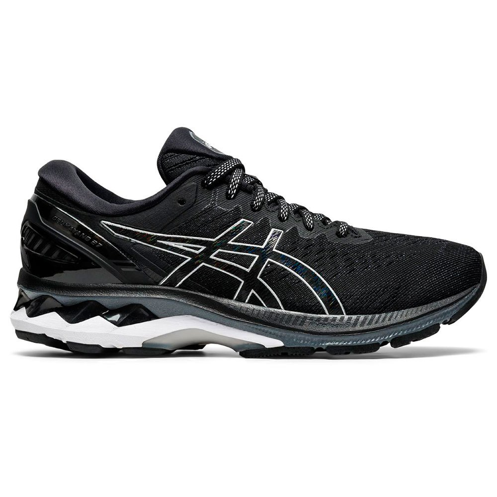 Asics Gel Kayano 27 EU 42 Black / Pure Silver