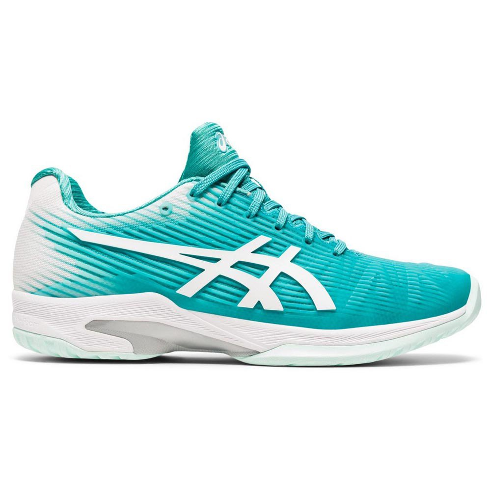 Asics Solution Speed Ff EU 42 Techno Cyan / White