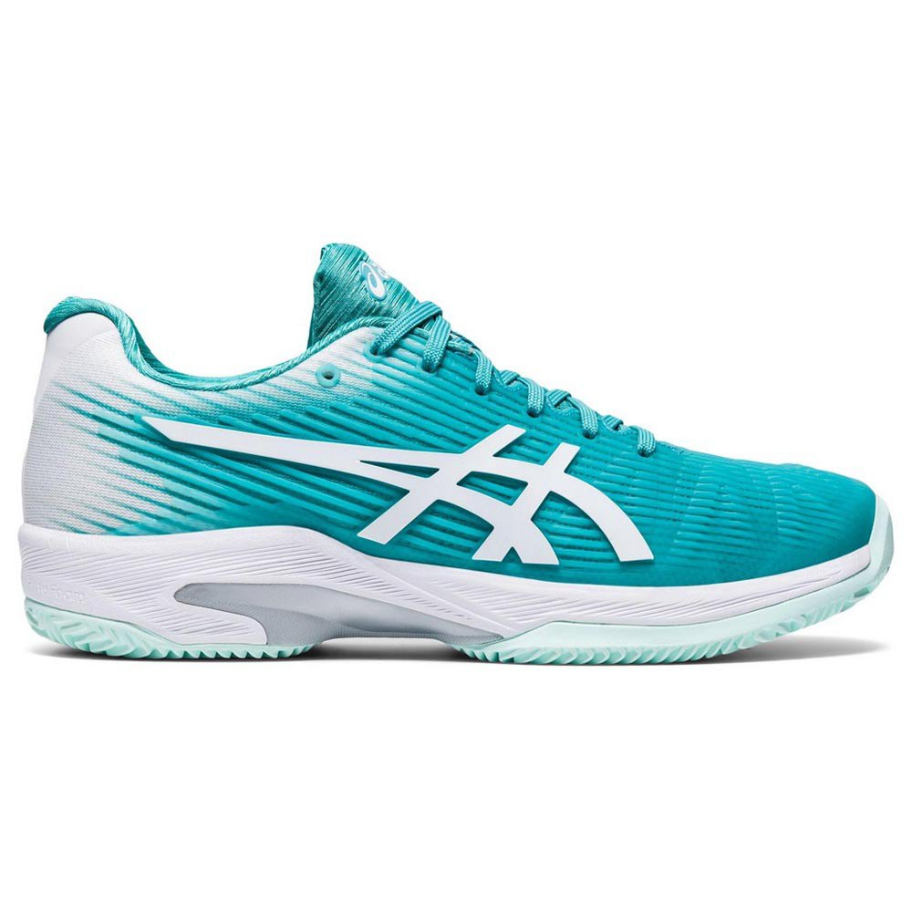 Asics Solution Speed Ff Clay EU 37 Techno Cyan / White