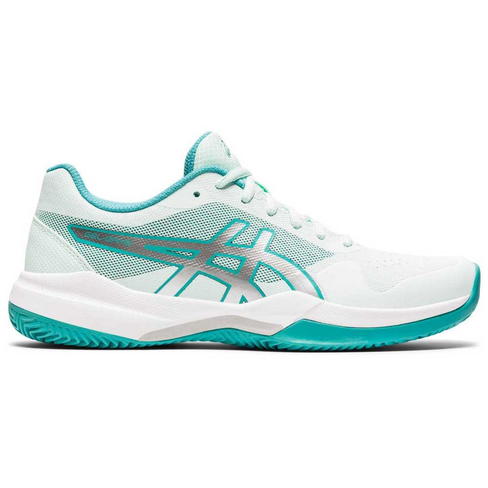 Asics Gel Game 7 Clay/oc EU 37 Bio Mint / Pure Silver