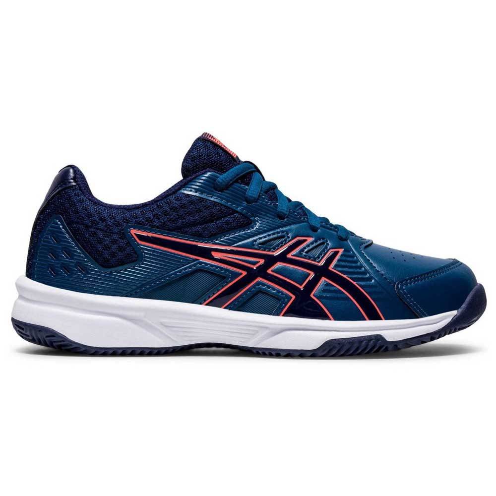 Asics Court Slide Clay Gs EU 37 Mako Blue / Peacoat