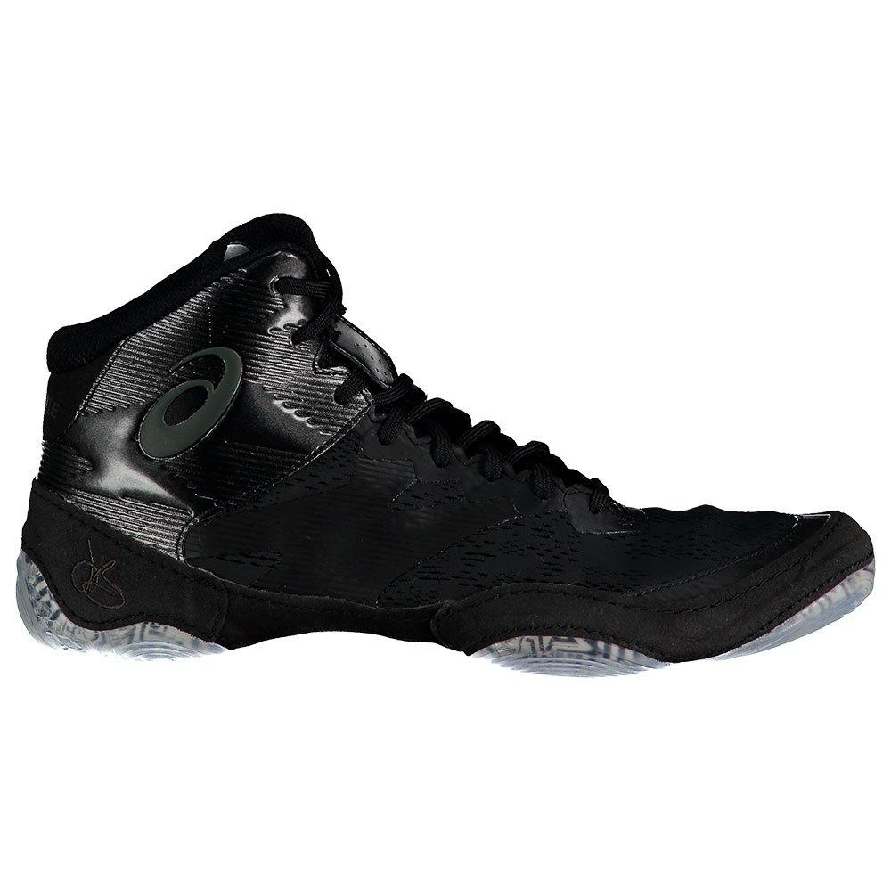 Asics Chaussures Boxe Jb Elite Iv EU 49 Black / Gunmetal