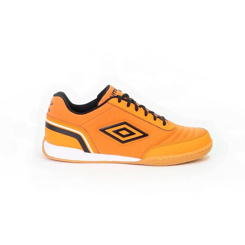 Umbro Chaussures Football Salle Futsal Street EU 40 Carrot / Black / White