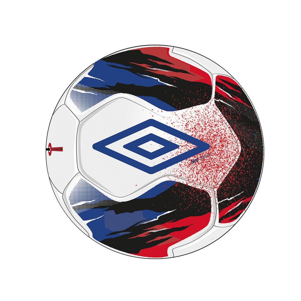 Umbro Neo Futsal Liga 4 White / Peacoat / Carrot / Victoria Blue