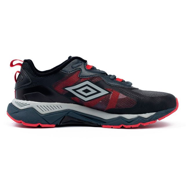 Umbro Neptune 2.2 EU 40 Carbon / High Rise / Black / Vermillion