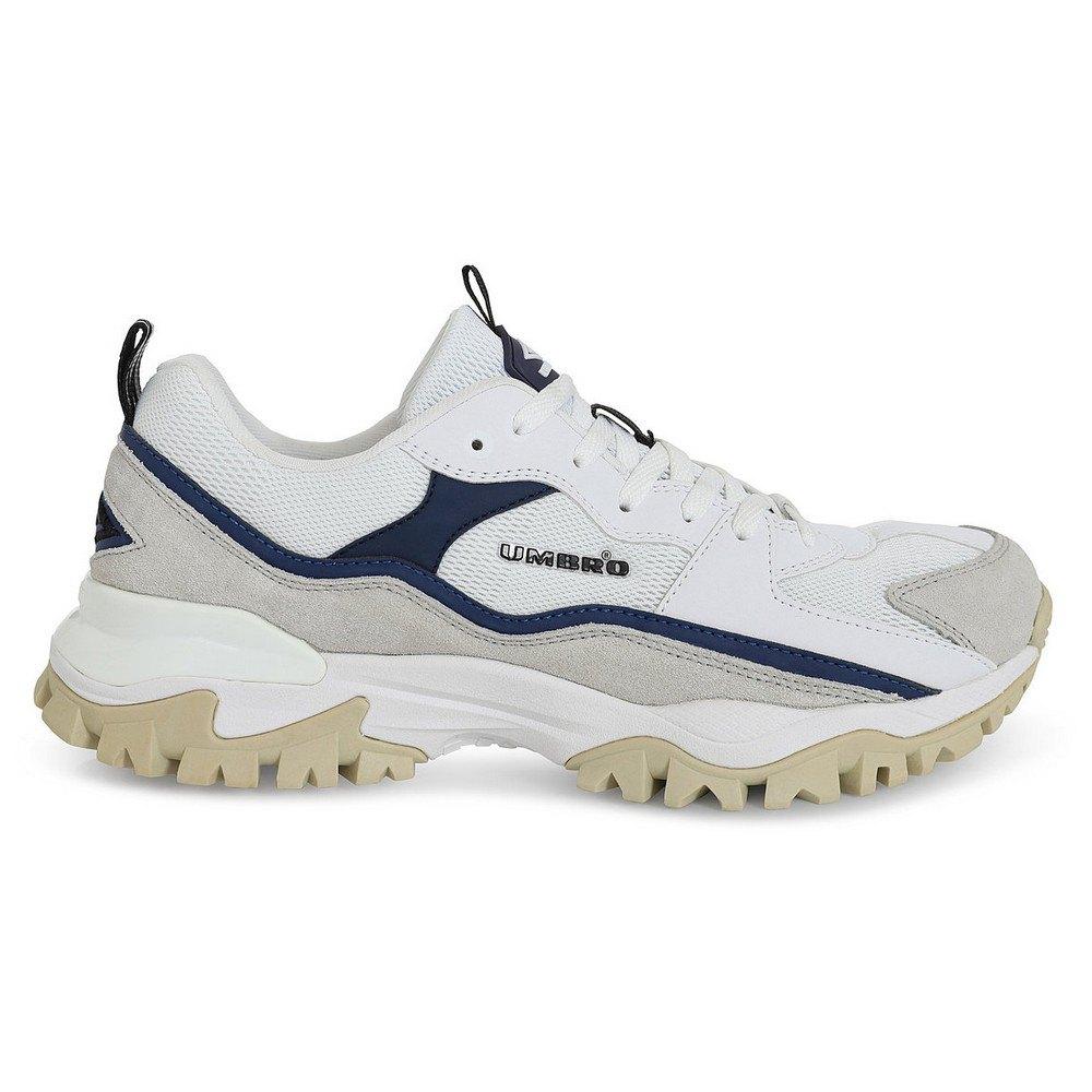 Umbro Chaussures Bumpy EU 40 White / Black / Sodalite Blue