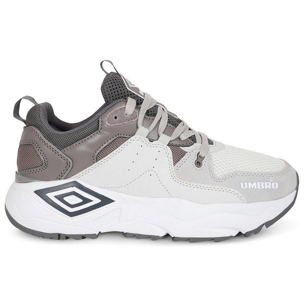 Umbro Chaussures Run M Le EU 40 Nimbus Cloud / White / Cinder
