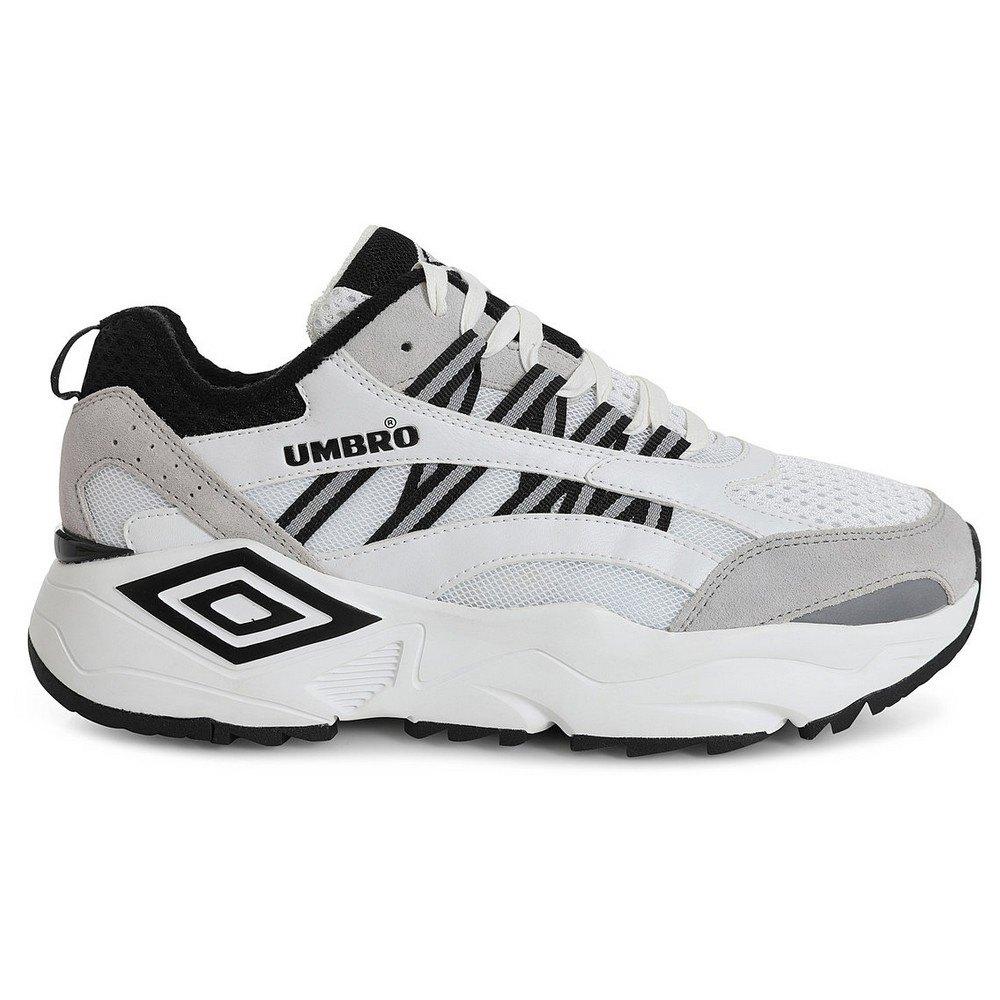 Umbro Chaussures Neptune Le EU 40 White / Black / Nimbus Cloud