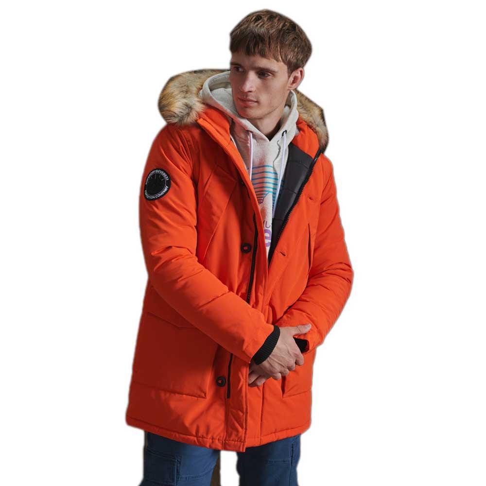 Superdry Everest M Orange