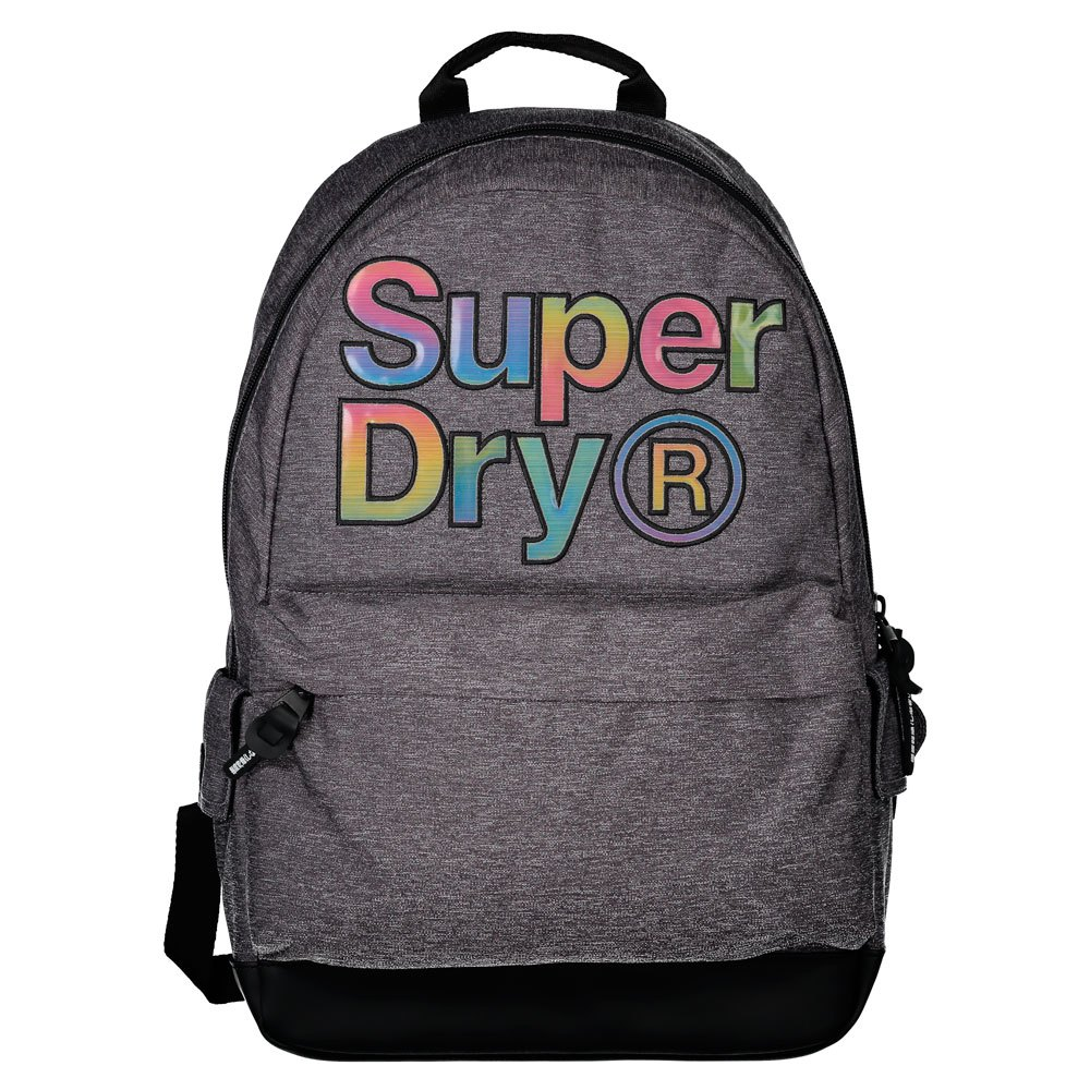 Superdry Rainbow Infill Montana One Size Grey Marl