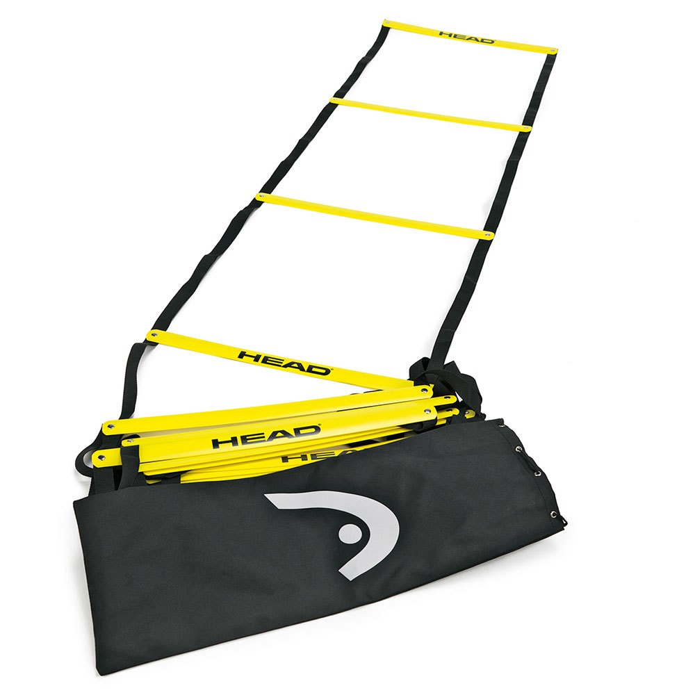 Head Racket Agility Ladder 750 x 50 cm Black / Yellow
