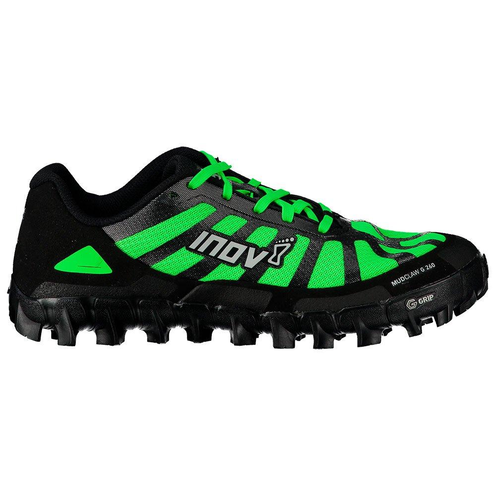 Inov8 Mudclaw G 260 V2 EU 40 Black / Green