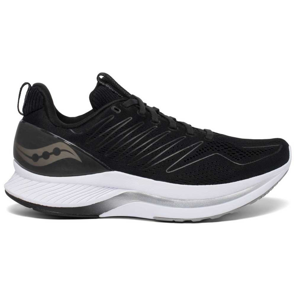 Saucony Endorphin Shift EU 40 1/2 Black / White