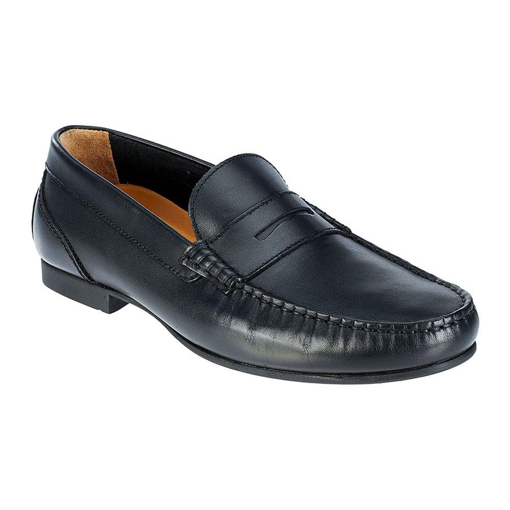 Sebago Trenton Penny EU 40 Black Leather