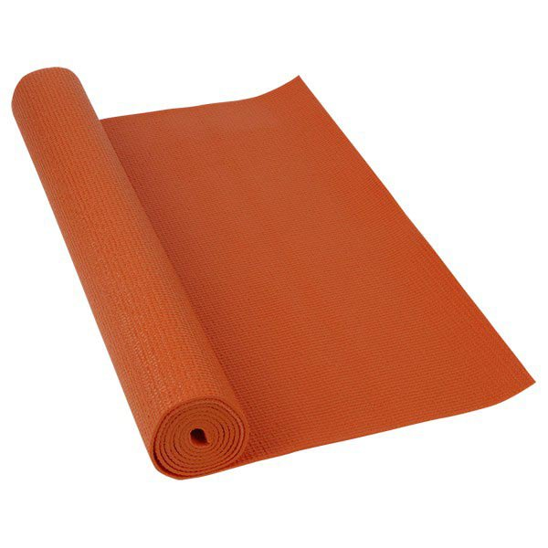Softee Pilates / Yoga Mat Deluxe 4mm 180 x 60 x 0.4 cm Orange