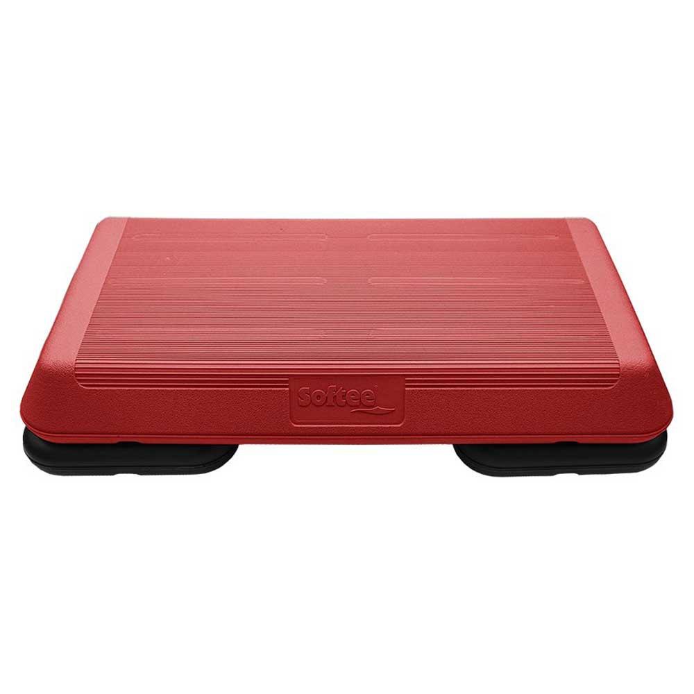 Softee Professional Feet Ministep 71 x 36 x 15 cm Red
