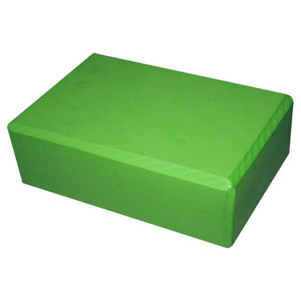 Softee Yoga Block 23 x 15 x 7.5 cm Green