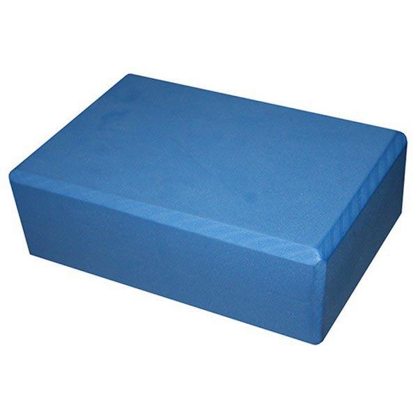 Softee Yoga Block 23 x 15 x 7.5 cm Blue