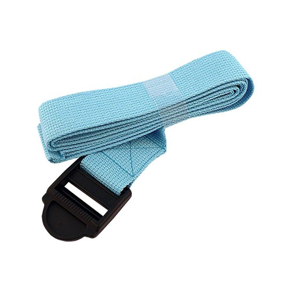 Softee Yoga Belt 185 x 3.8 cm Blue
