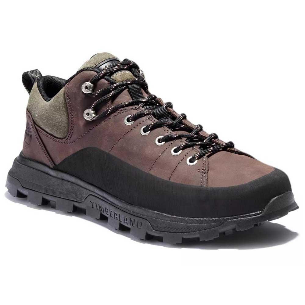 Timberland Treeline Low Leather Hiker Hiking Shoes EU 40 Soil