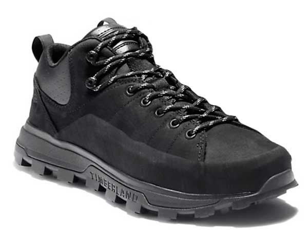 Timberland Treeline Low Leather Hiker EU 43 Jet Black