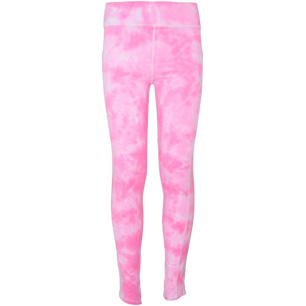 Reebok Legging Tye Dye 8 Years Shocking Pink
