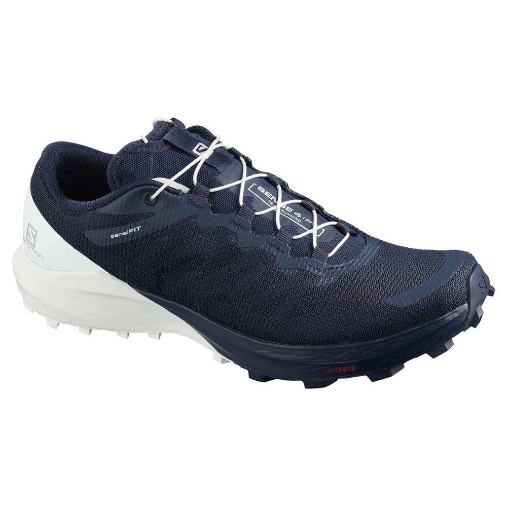 Salomon Sense 4 / Pro EU 40 Navy Blazer / White / Copen Blue