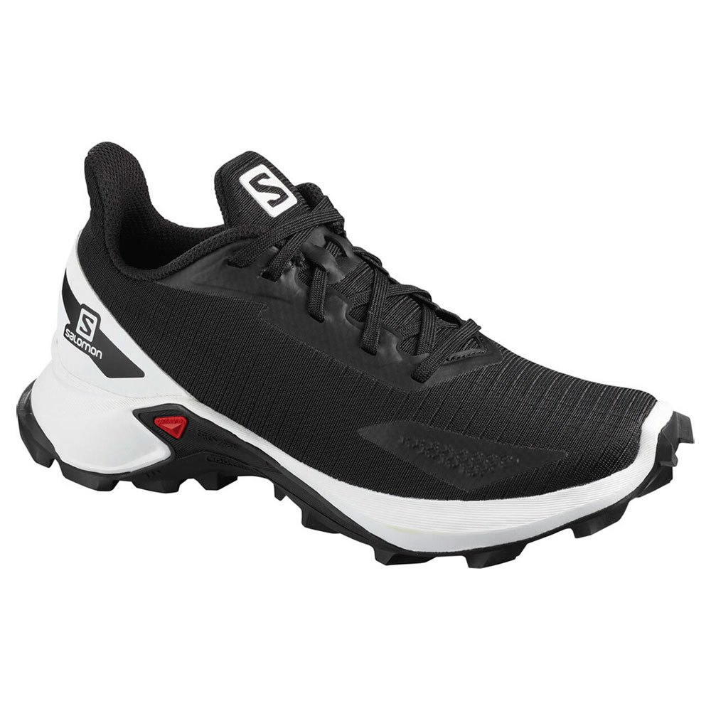 Salomon Alphacross Blast EU 31 Black / White / Black