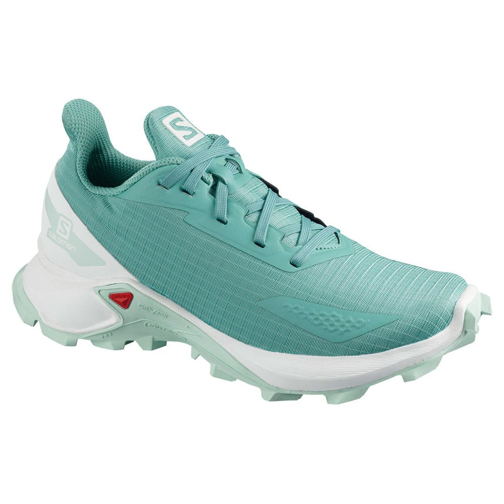 Salomon Alphacross Blast EU 40 Meadowbrook / White / Icy Morn