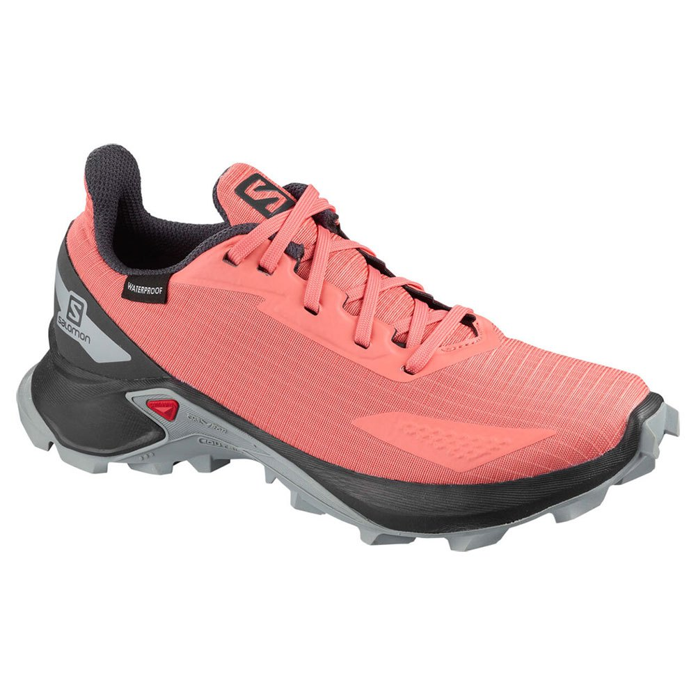 Salomon Alphacross Blast Cswp EU 40 Burnt Coral / Ebony / Quarry