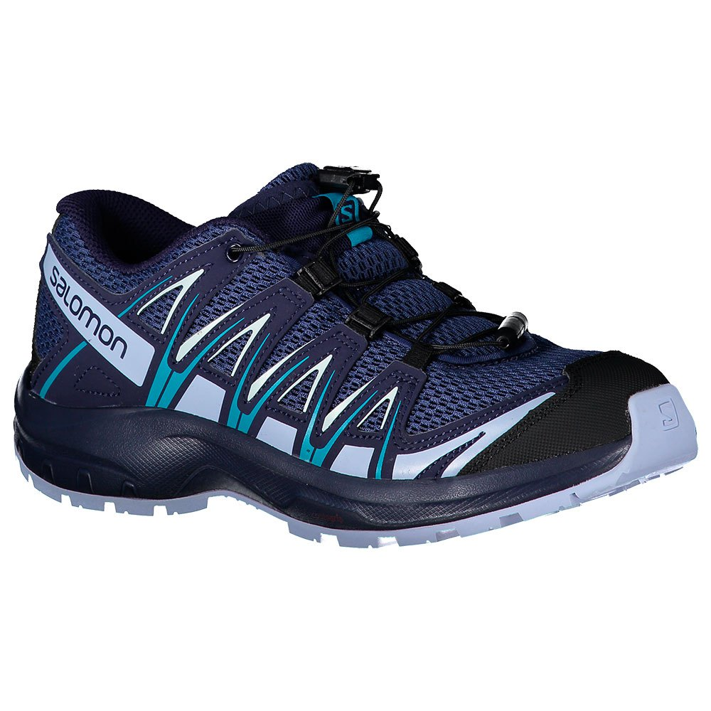 Salomon Xa Pro 3d Junior EU 31 Blue Indigo / Kentucky Blue / Capri Bre