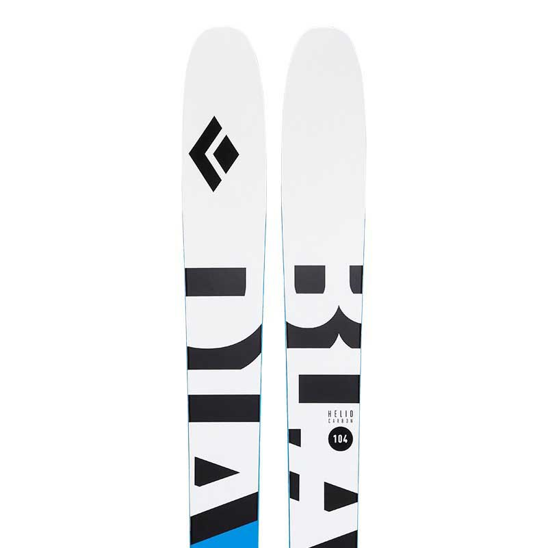 Black Diamond Helio Carbon 104 Touring Skis 166 Multi