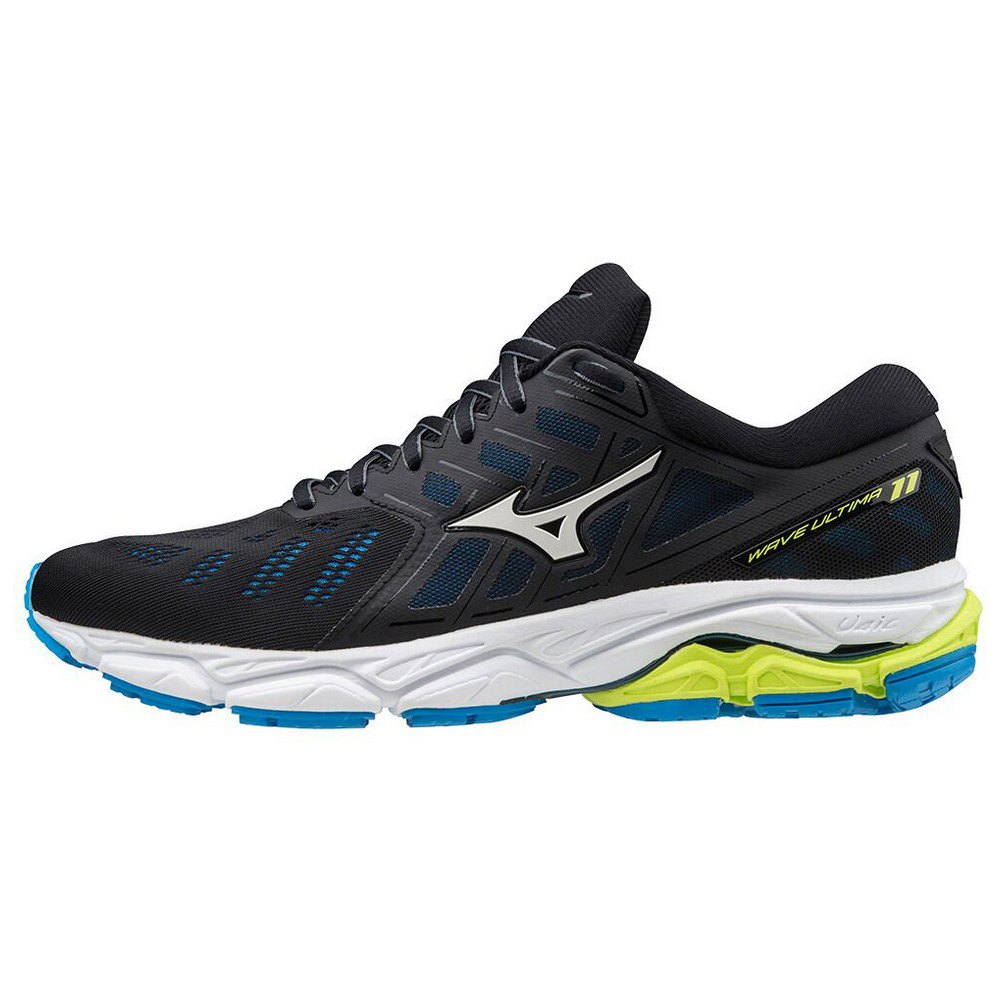 Mizuno Wave Ultima 11 EU 46 Black / White / Diva Blue