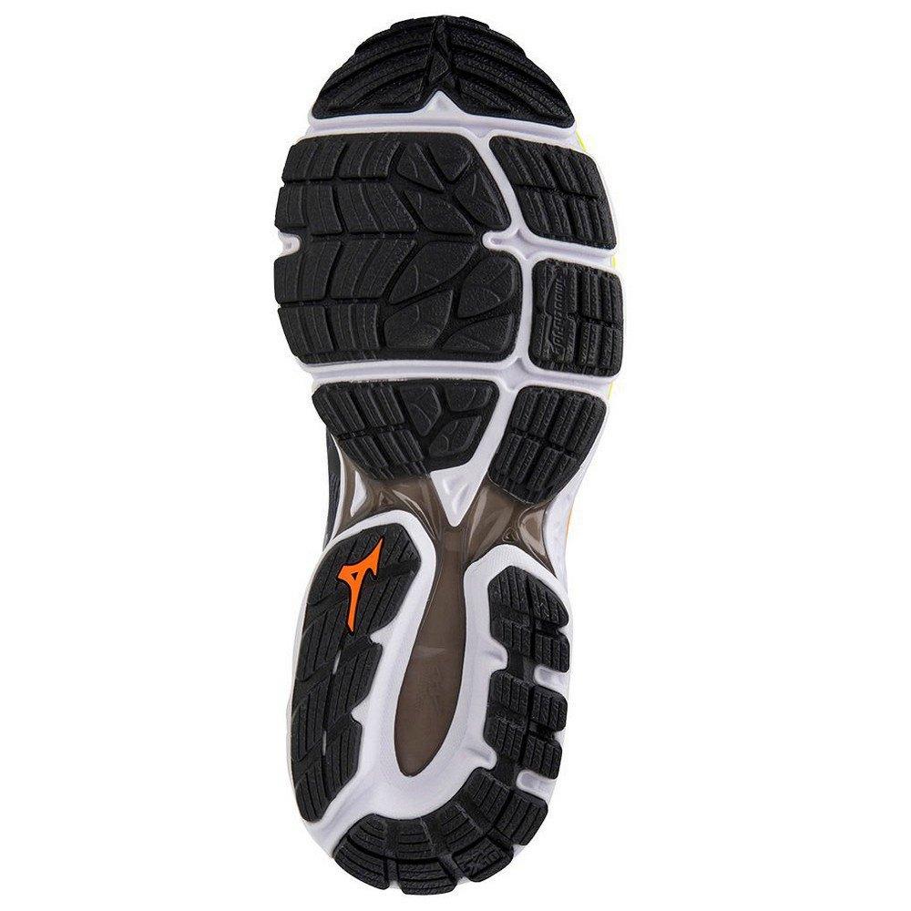 Mizuno-Wave-Inspire-16-Nero-T95101-Scarpe-running-uomo-Nero-Scarpe-running miniatura 6